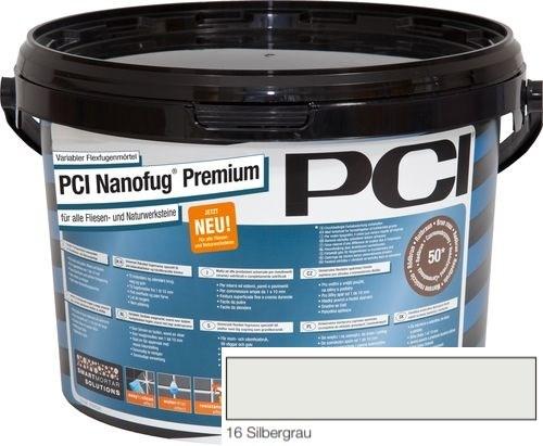 PCI NANOFUG PREMIUM SILBERGRAU 16 5KG