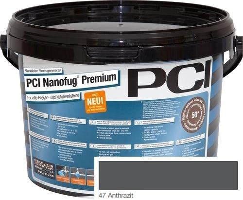 PCI NANOFUG PREMIUM ANTHRAZIT 47 5KG
