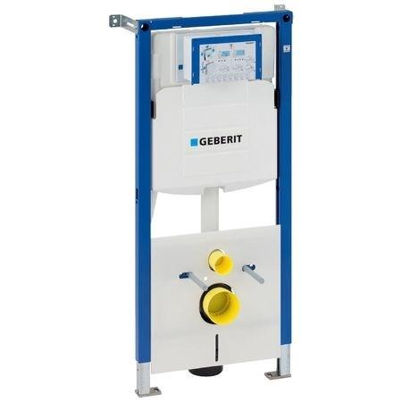 Element Geberit Duofix za stenski WC, 112 cm, s podometnim splakovalnikom Sigma 12 cm