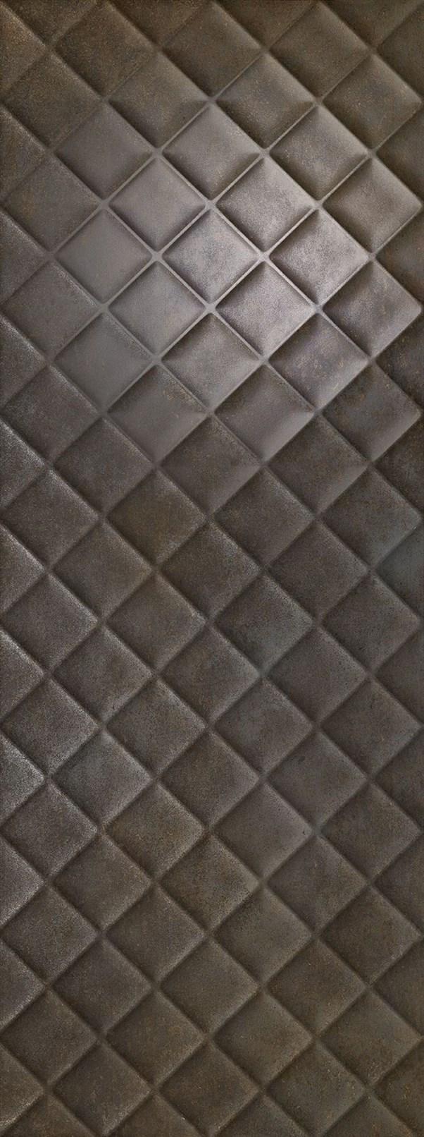 KERAMIČNA PLOŠČICA METALLIC CHESS CARBON RET 45x120